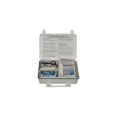 FAO579-6082 - First Aid Only - 25-Person Weatherproof ANSI First Aid Kits, Weatherproof Plastic, Wall Mount