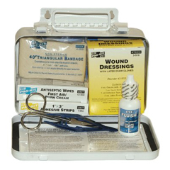 PCK579-6400 - Pac-Kit - 10 Person Industrial First Aid Kits