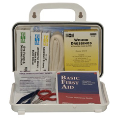 PCK579-6410 - Pac-Kit10 Person Industrial First Aid Kits