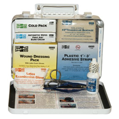 PCK579-6420 - Pac-Kit25 Person Industrial First Aid Kits