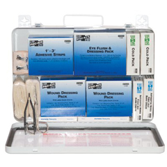 PCK579-6450 - Pac-Kit50 Person Industrial First Aid Kits
