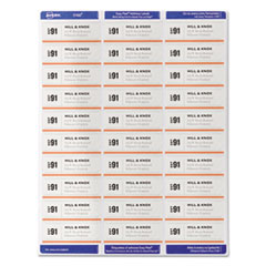 AVE5160 - Avery® Easy Peel® White Address Labels w/ Sure Feed Technology