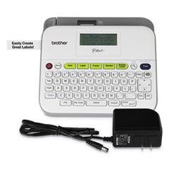 BRTPTD400AD - Brother P-Touch® PT-D400 Versatile Label Maker