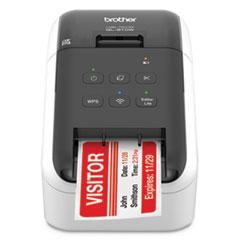 BRTQL810W - Brother QL-810W Ultra-Fast Label Printer With Wireless Networking