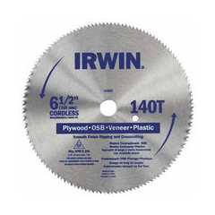 IRW585-11820 - IrwinIrwin Steel Circular Saw Blades