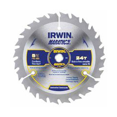 IRW585-14011 - IrwinMarathon Cordless Circular Saw Blades