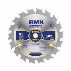 IRW585-14027 - IrwinMarathon Cordless Circular Saw Blades