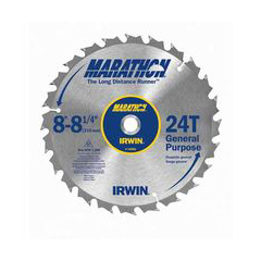 IRW585-14050 - IrwinMarathon Miter and Table Saw Blades