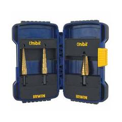 IRW585-15502 - IrwinUnibit® Step Drill Sets