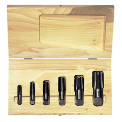IRW585-1924 - IrwinHSS Cut Thread Taper Pipe Tap Sets