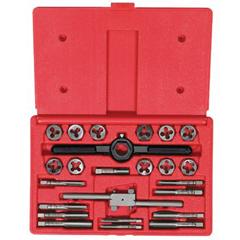 IRW585-23622 - IrwinHigh Carbon Steel 25-Piece Tap & Solid Round Die Sets