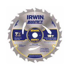 IRW585-24028 - IrwinMarathon Portable Corded Circular Saw Blades