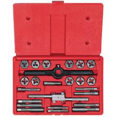 IRW585-24614 - IrwinHigh Carbon Steel 24-Piece Tap & Hexagon Die Sets