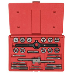 IRW585-26313 - Irwin24-Piece Metric Tap & Hexagon Die Sets