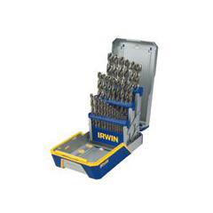 IRW585-3018002 - IrwinCobalt High Speed Steel Drill Bit Sets