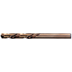 IRW585-30519 - IrwinLeft-Hand Mechanics Length Cobalt HSS Drill Bits