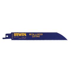 IRW585-372810B - IrwinMetal & Wood Cutting Reciprocating Saw Blades