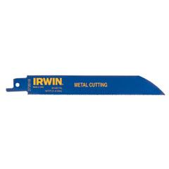 IRW585-372618 - IrwinMetal Cutting Reciprocating Saw Blades