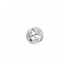 IRW585-4040 - IrwinHigh Carbon Steel Adjustable Round Fractional Dies