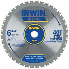 IRW585-4935554 - IrwinMetal Cutting Circular Saw Blades