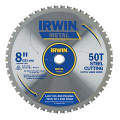 IRW585-4935557 - IrwinMetal Cutting Circular Saw Blades