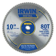 IRW585-4935561 - IrwinMetal Cutting Circular Saw Blades