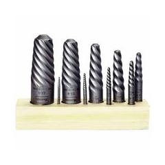 IRW585-52490 - IrwinSpiral Screw Extractor Sets