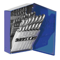 IRW585-60138 - IrwinHigh Speed Steel Drill Bit Sets