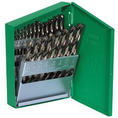 IRW585-63137 - IrwinCobalt High Speed Steel Drill Bit Sets