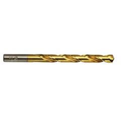 IRW585-63724 - IrwinTitanium Nitride Coated HSS Drill Bits