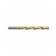 IRW585-63924 - IrwinTitanium Nitride Coated HSS Drill Bits