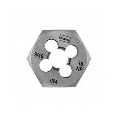 IRW585-6849 - IrwinHigh Carbon Steel Fractional Hexagon Dies