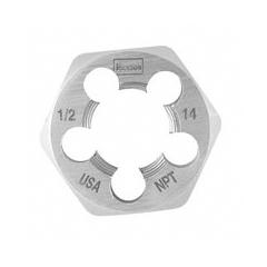 IRW585-7005 - IrwinHigh Carbon Steel Hexagon Taper Pipe Dies