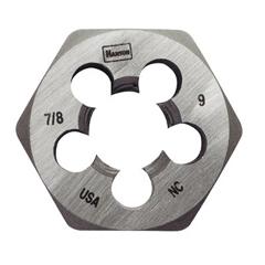 IRW585-8461 - IrwinHigh Carbon Steel Fractional Hexagon Dies