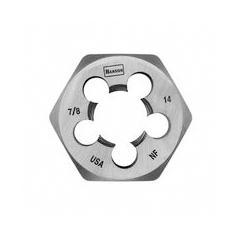 IRW585-8463 - IrwinHigh Carbon Steel Fractional Hexagon Dies