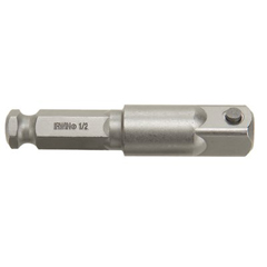 IRW585-93748 - Irwin7/16 Inch Hex Shank Square Drive Socket Adapters