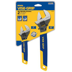 ORS586-2078700 - Irwin - 2 Pc. Adjustable Wrench Sets