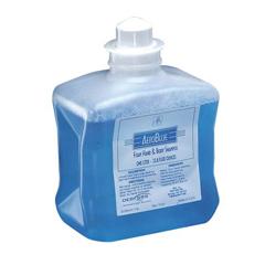 HSC59220 - HospecoDeb AeroBlue Foaming Hand and Body Shampoo - 4 refills