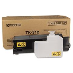 KYOTK312 - Kyocera TK312 Toner, 12000 Page-Yield, Black