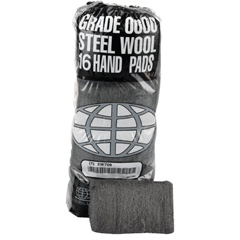 ORS598-117000 - GMTIndustrial-Quality Steel Wool Hand Pads
