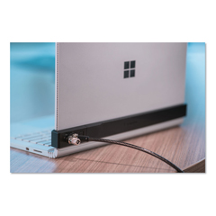 KMW64821 - Kensington Locking Bracket for 13.5 Surface Book with MicroSaver 2.0 Keyed Lock