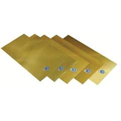 PRB605-17510 - Precision BrandBrass Shim Flat Sheets