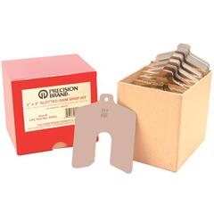 PRB605-42955 - Precision BrandSlotted Shim Assortment Kits