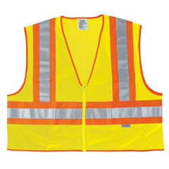 RVC611-WCCL2LM - River CityLuminator™ Class II Safety Vests