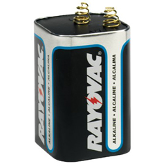 RYV620-806 - RayovacLantern Batteries