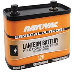 RYV620-926 - RayovacLantern Batteries
