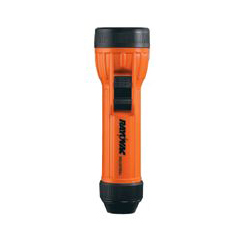 ORS620-IN2-MSC - Rayovac2D Original Indoor Safety Flashlight w/Safety Head