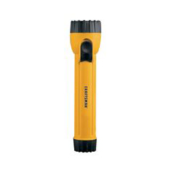 ORS620-IN3C - Rayovac3D Yellow Industrial Flashlight w/ Ring Hanger