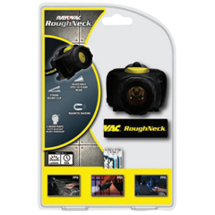 RYV620-RNHL3AAA-B - Rayovac - Roughneck LED Headlight, 3 Aaa, 80 Lumens