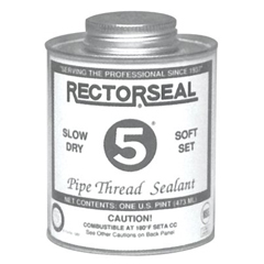 ORS622-25431 - RectorsealNo. 5® Pipe Thread Sealants